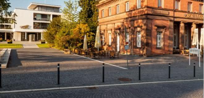 Zugangsstraße zum Weltkulturerbe Bergpark Wilhelmshöhe