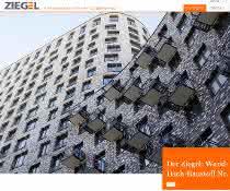 Neue Website des Bundesverbands der Deutschen Ziegelindustrie