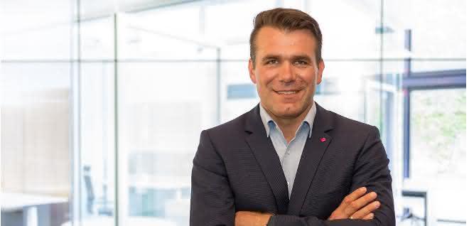 Ralf Pechmann, Geschäftsführer von T-Systems Multimedia Solutions