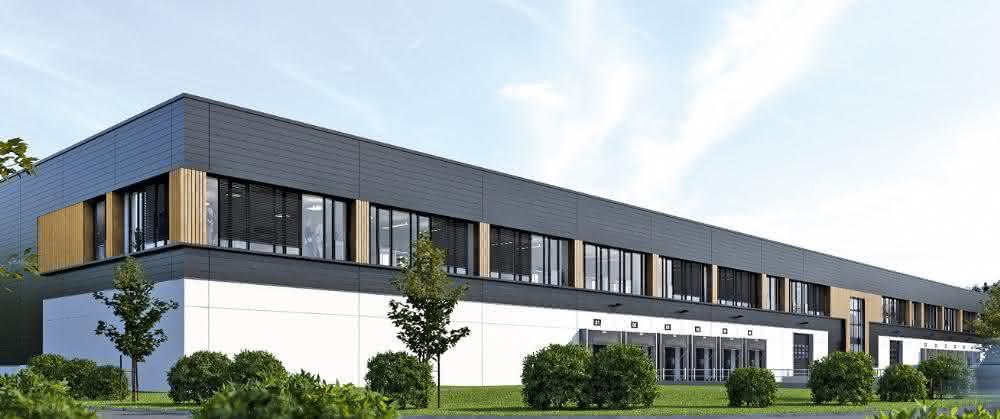 Segro beginnt Bau von neuem Logistikpark in Oberhausen