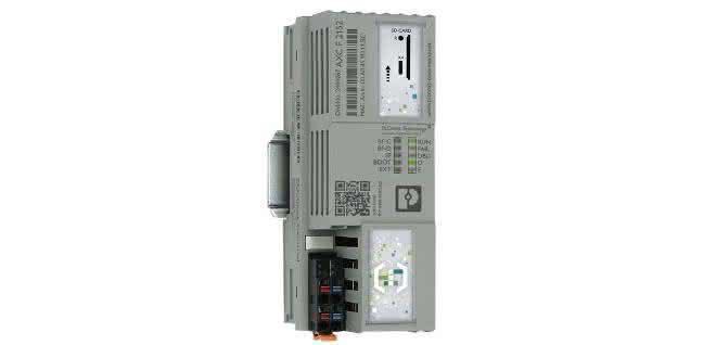 PLCnext-Industriesteuerung