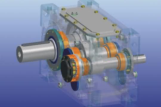 Parallelwellengetriebe HDP von Bonfiglioli