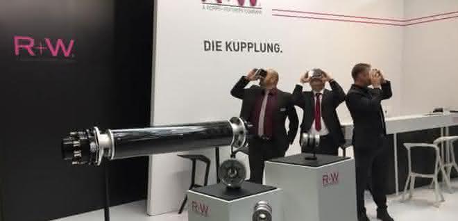 Eine virtuelle Welt erleben
