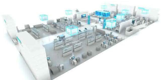 """Auf der """"SPS IPC Drives"""" 2018 zeigt Siemens branchenspezifische Anwendungen"""