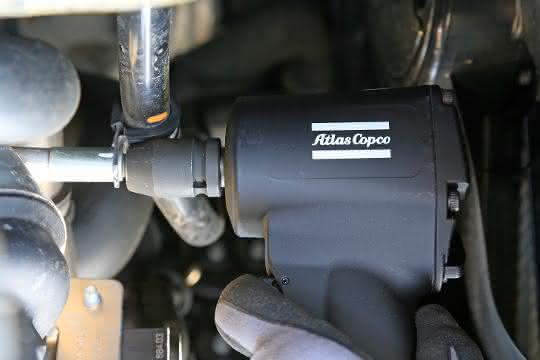 Kompakt-Schlagschrauber: Mit Doppelhammer