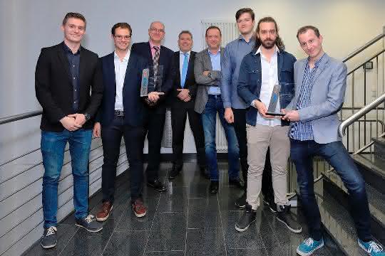 ACE Stoßdämpfer: Preisverleihung Innovace