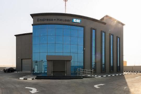 Endress+Hauser eröffnet Kalibrier- und Schulungszentrum
