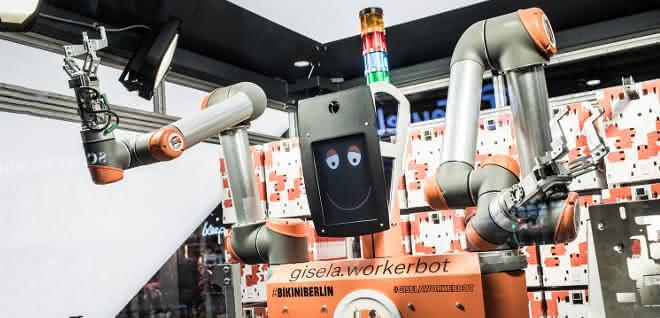 Gisela Workerbot