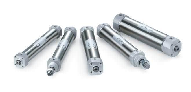 JCM-Druckluftzylinder