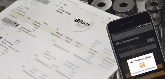 NFC-/ RFID-Technologie