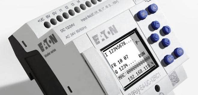 Steuerrelais-Reihe Easy