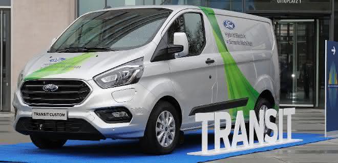 Urbaner Verkehr: Köln testet Plug-in Hybride von Ford im Stadtverkehr