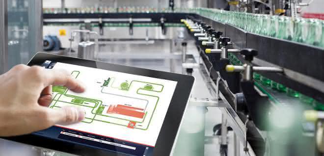 Die Software Zenon leistet einen entscheidenden Beitrag auf dem Weg zu smarten und vernetzten Prozessen.