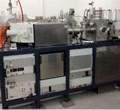 Beschleuniger-Massenspektrometer für die Radiokarbondatierung