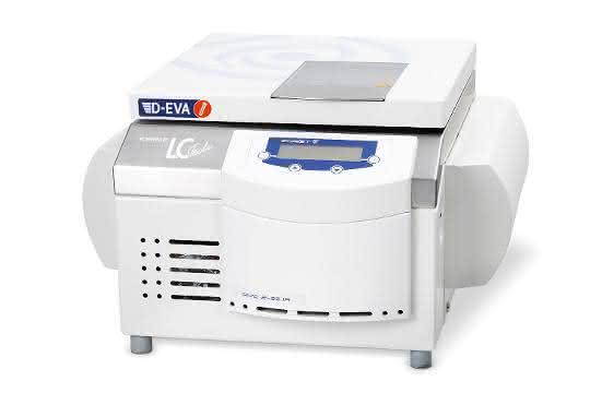 Vakuumkonzentrator D-EVA von LCTech