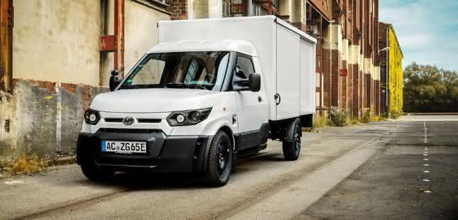 StreetScooter GmbH ist Marktführer im Bereich Nutzfahrzeuge