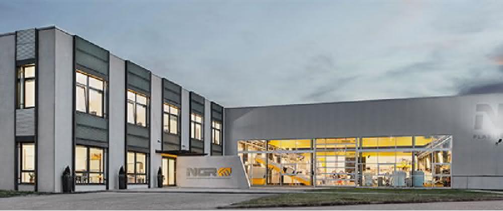 Sitz der Next Generation Recyclingmaschinen in Feldkirchen a.d. Donau