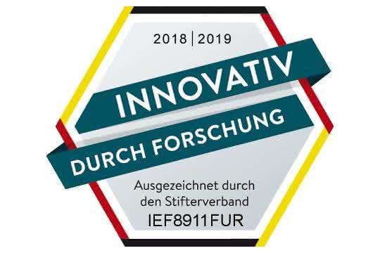 IEF-Werner: Auszeichnung vom deutschen Stifterverband