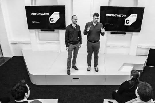 BASF Inkubator für neue Geschäftsideen: Chemovator