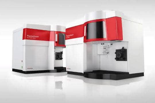 Geräte der PlasmaQuant PQ 9000-Serie von Analytik Jena