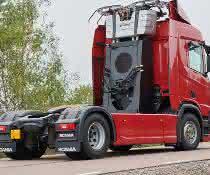 Hybrid-Lkw: Scania liefert Lkws für E-Highways