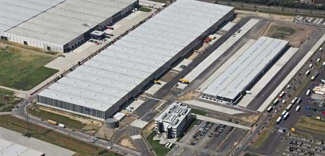 Segro Logistics Park Krefeld Süd