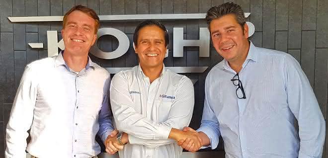 Koch-Technik expandiert in Mexico