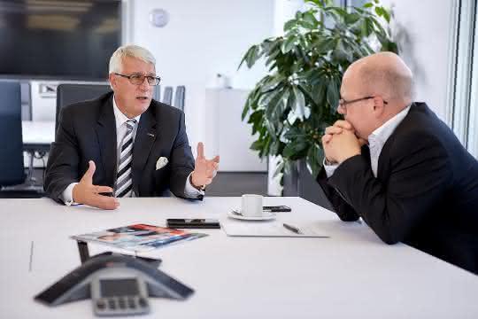 """Hans-Georg Frey im Interview: """"Wir gehen  unseren Weg"""""""