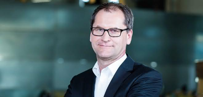 Gerald Lassau, Geschäftsführer KNAPP IT Solutions GmbH.