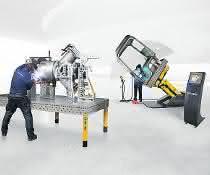 3D-Schweißtische und Manipulatoren