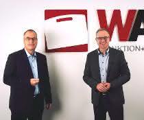 Doppelspitze bei W.AG