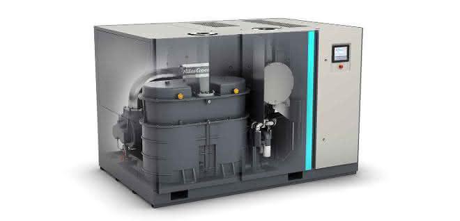 Schraubenvakuumpumpen-Reihe GHS 3800-5400 VSD+