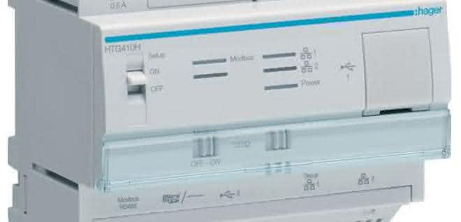 Energiemonitoring-Server