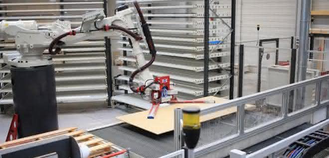 ABB-Roboter IRB 6650S