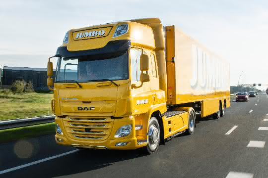 Der DAF CF Electric