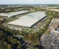P3 startet zweite Bauphase im Logistikpark Kamen