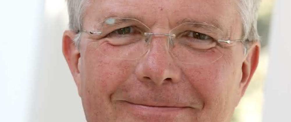 Seit längerem auch so ein Bürger des Ruhrgebiets: Michael ten Hompel.