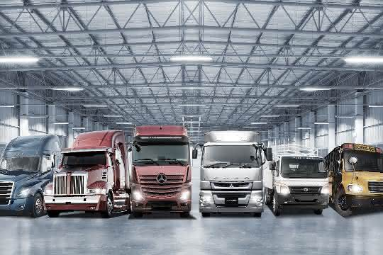 Starkes Absatzergebnis: Daimler Trucks knackt 500.000er Marke