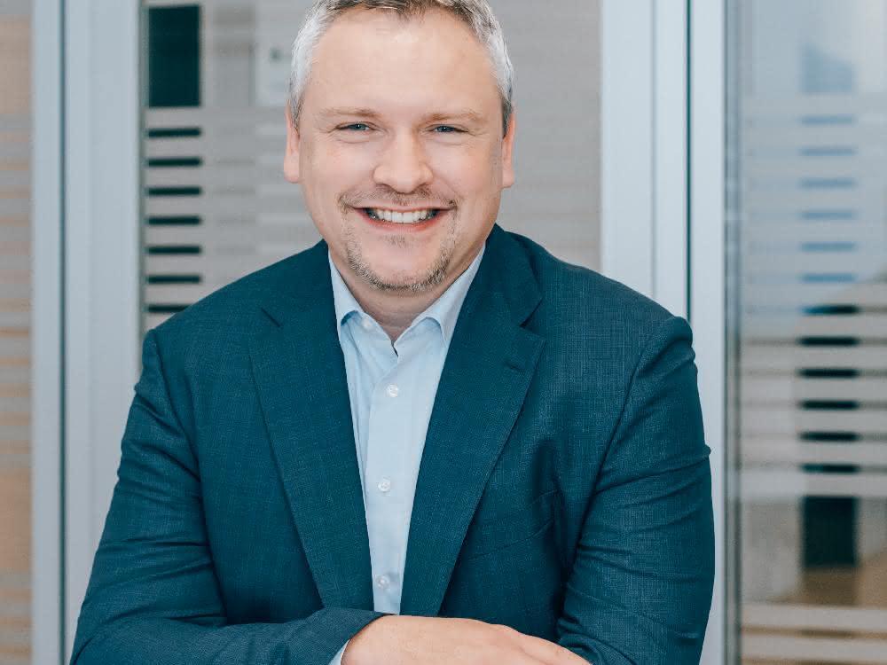 LGIs neuer CEO: Bernd Schwenger