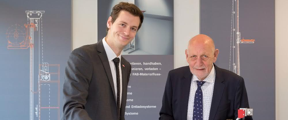Führungswechsel: Werner Späth neuer Geschäftsführer bei FAB