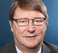 Frank Barthelmä, Geschäftsführer der GFE Gesellschaft für Fertigungstechnik und Entwicklung Schmalkalden