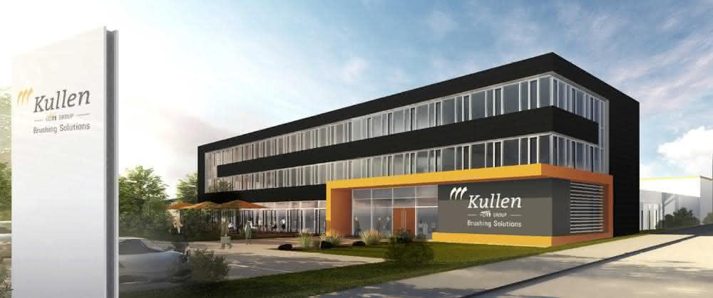 Startschuss für neues Verwaltungsgebäude