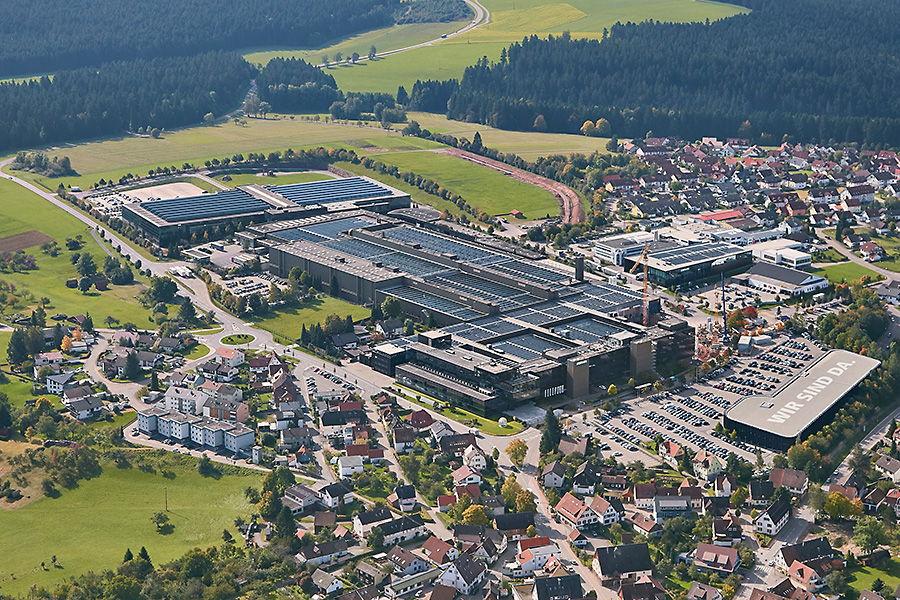 Stammwerk in Loßburg