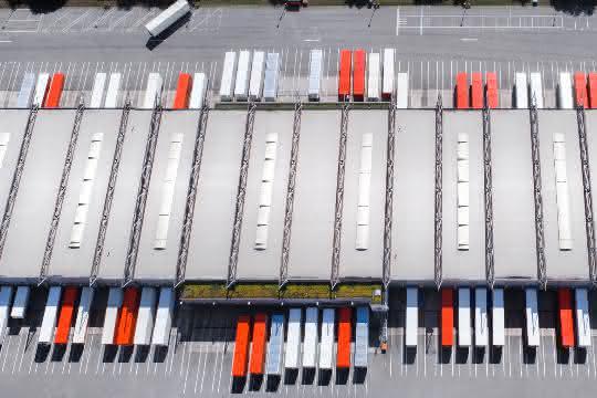 Yard Management von Kratzer Automation.