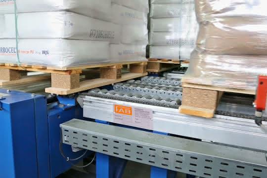 LogiMAT 2019: Automatisierte Schnittstelle zwischen Wareneingang und Lager