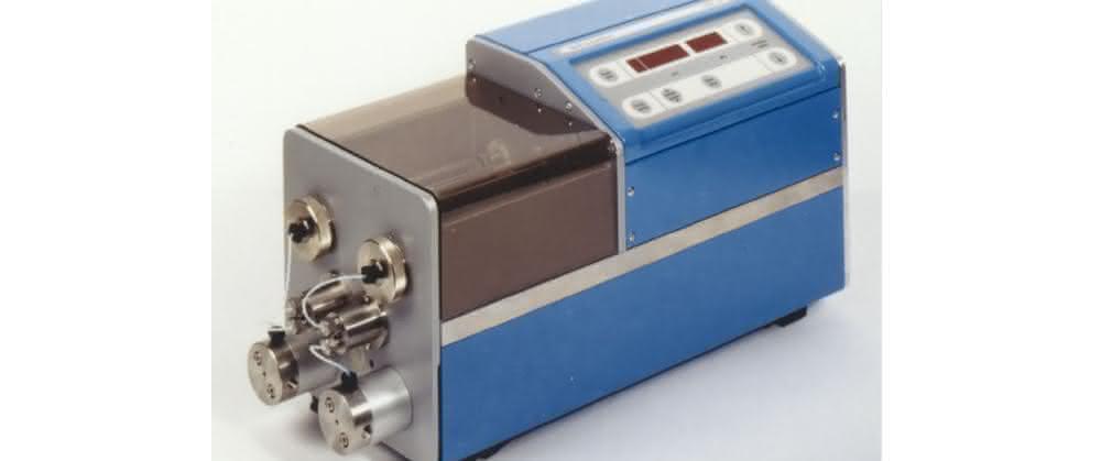 Präzisions-Mikro-Doppelkolbenpumpe