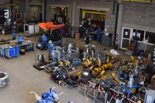 Jubiläum: 35 Jahre Tsurumi-Pumpen in Deutschland