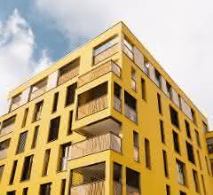 Haus in Landshut mit abwechslungsreicher Fassadengestaltung