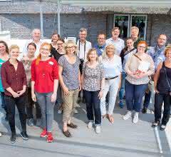 Pressereise der Deutschen Ziegelindustrie