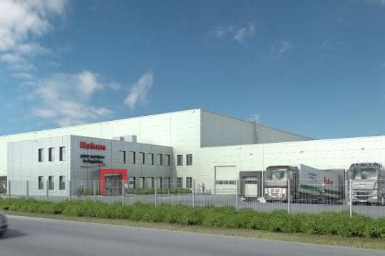 Weiterer Standort: Raben mit neuem Logistikzentrum in Mecklenburg